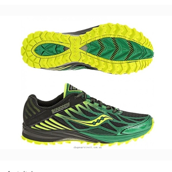 Nike saucony men's peregrine 4 trail running shoes